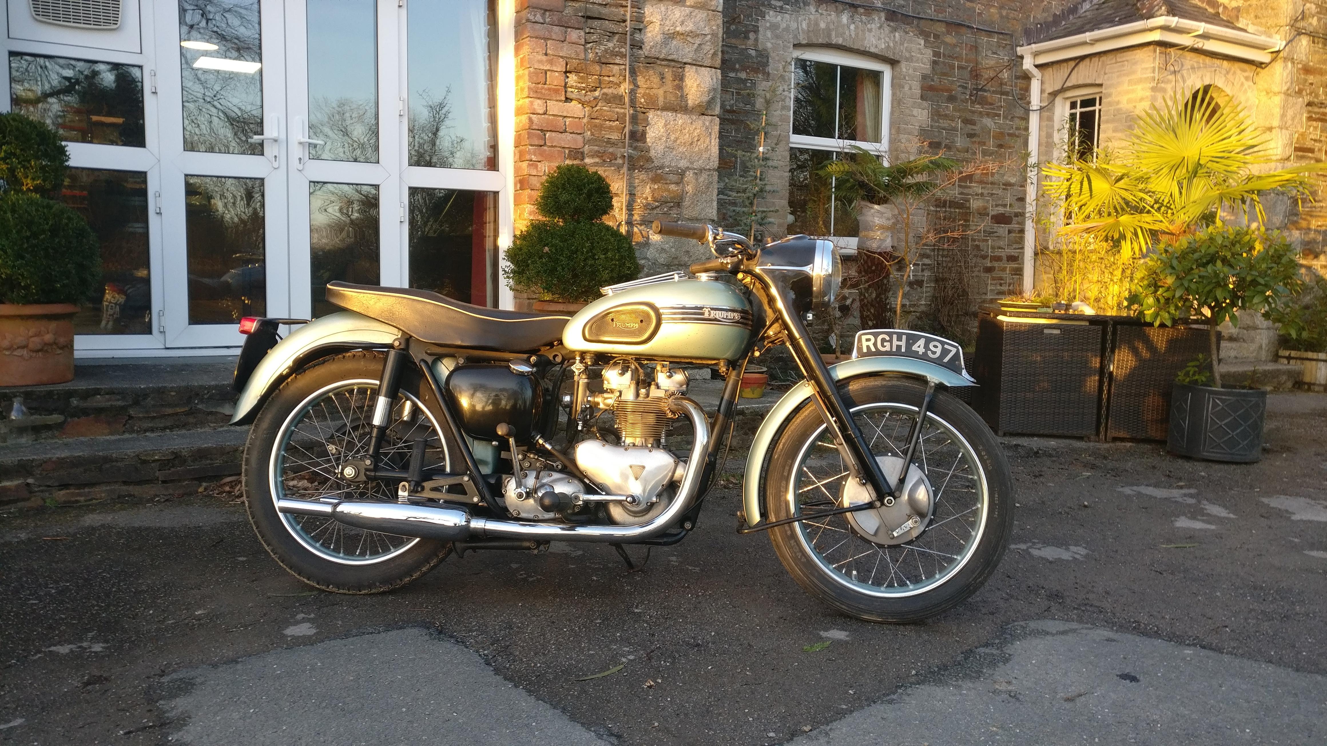 Monty's Classic Motorcycles